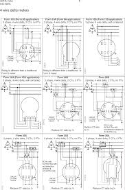 form 35s meter wiring diagram page 8 of wwic3ev electric meter with multi band cdma and frequency hopping transmitters user