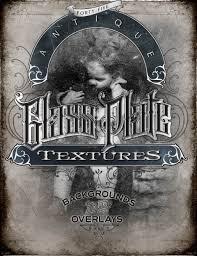 ron s antique gl plate textures