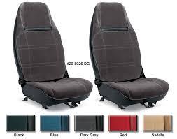 velour bucket seat reupholstery kits