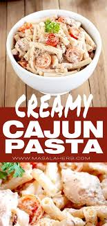 forting creamy cajun pasta based on as simple alfredo pasta sauce and enriched with a quick homemade cajun seasoning can t get enough of this e