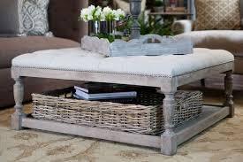 ottoman coffee tables diy decorator