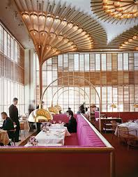Mississippi Blues: Restaurants with grief and modern ceiling Stanley  Saitowitz / Natoma Architects