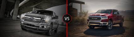Ford vs. Ram Trucks   Ford F-150 vs. Ram 1500   Pickup Trucks ...