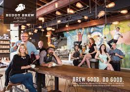 Tampa bay, fl — whether you refer to it as a cup of joe, brew or java, coffee is a staple in american and a downright necessity in tampa where tampa ranks no. Scout Of The Week Buddy Brew Coffee Buddy Brew The Scout Guide Tampa St Petersburg Blog