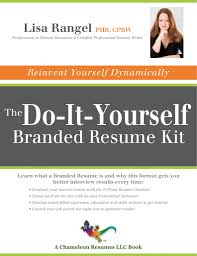Do It Yourself Resources Chameleon Resumes