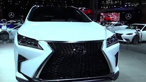 2018 lexus 350 f sport. simple sport 2018 lexus rx350 f sport special first impression lookaround review in 4k  edition and lexus 350 f sport