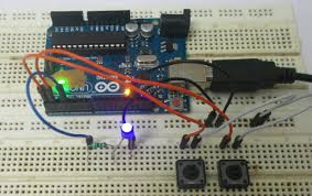 arduino pwm tutorial led dimmer arduino based led dimmer using pwm pulse width modulation