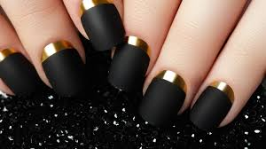 Black Nail Designs 2018 Lets Talk About The History Of Nail Art
