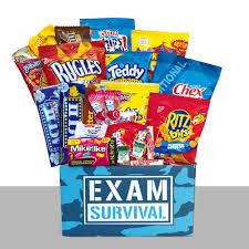 exam survival care package from ocm
