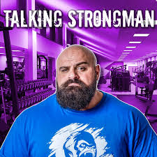 Talking Strongman