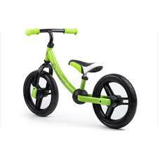 <b>Беговел Kinderkraft Balance bike</b> 2way next Green: купить, цена ...