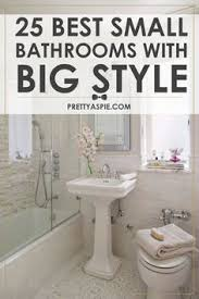 25 small bathrooms with big style