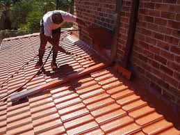 roof tile resurfacing