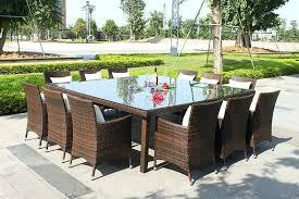 rattan furniture s rattan outdoor garden table chairs
