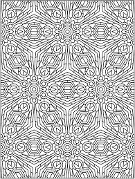 Escher Coloring Pages Tessellations Coloring Page Free Printable ...