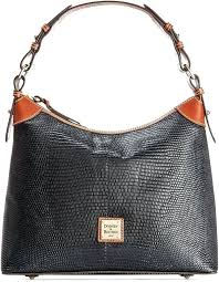 dooney and bourke wallets dillards lizard embossed hobo handbags clearance purses
