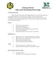 sample internship cover letter informatin for letter cover letter marketing internship cover letter examples marketing