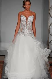 Panina Wedding Dress Designer Pnina Tornais 10 Most Blinged Out Wedding Gowns Life