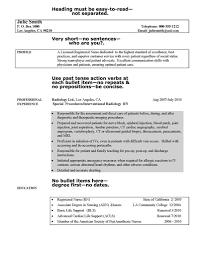 Graduate Nurse Resume For 17 Mesmerizing Sample New Objectives