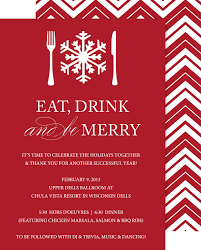Lovely Christmas Invitation Wording For A Company Party Contemporary ...