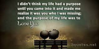 My Purpose In Life Quotes Classy You Are The Love Of My Life Quotes And Sayings