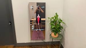 mirror workout review cnn underscored