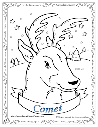 Small Picture Comet the Reindeer
