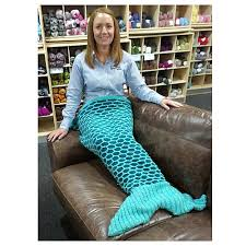 Mermaid Blanket Pattern Stunning Yvonne Has Designed This Fabulous Mermaid Tail Blanket To Cosy Up In