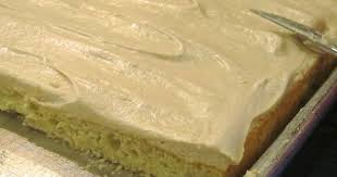 Banana Sheet Cake with Whipped Cream Cheese Frosting