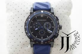 new burberry the new city blue rubber chronograph mens watch burberry the city sport men watch blue rubber black dial 42mm chronograph