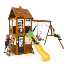 kidkraft mckinley wooden playset