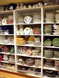 Dish Storage Containers White Quilted China Storage Where To Buy ... & ... Be Still My Hearta Dish Room Unbelievable Take The Tour Best Dish  Storage Containers Dish Storage ... Adamdwight.com