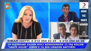Müge Anlı canlı izle Bugünkü 10 Kasım Salı! YouTube ve ATV ile Müge Anlı kesintisiz  HD izle! - Diriliş Postası