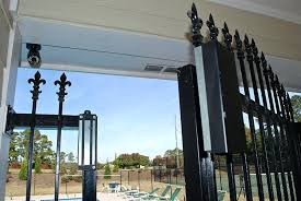 pool gate lock swimming pool security gate pool gate latch bunnings