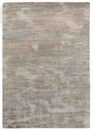 exquisite rugs bamboo silk hand knotted gray brown area rug