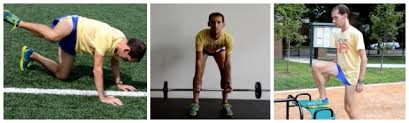 the best strength exercises for runners