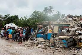 Haiti Struggles to Console His Town ...