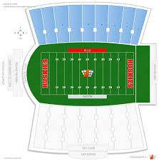Huskie Stadium Niu Seating Guide Rateyourseats Com