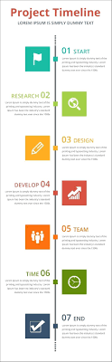 Free Project Timeline Template Free Simple Project Timeline Template Excel Wovensheet Co