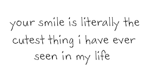 Smile Quotes For Her Amazing Smile Quotes Tumblr For Teenage Girls And Sayings About Life For