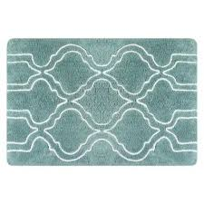 dark aqua bath rugs x bubble embroidery rug in