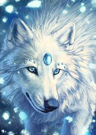 white wolf drawing anime. Simple White Sapphire  White Wolf And Second Eldest Sister Of Beaumon  Delano And Drawing Anime W
