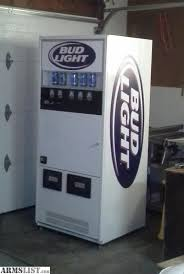 Bud Light Vending Machine Best Bud Light Can Vending Machine Armslist On Facebook Armslist