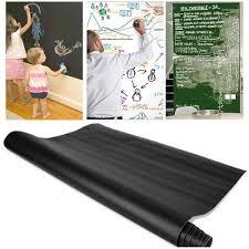 details about chalk board blackboard wall sticker decal removable chalkboard wallpaper