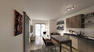 Apartment:Clean White Beige Furniture In Small Studio Apartment As Best  Idea For Cool Space
