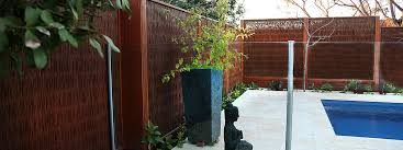louvre fencing timber fencing fernreed screens timber structures