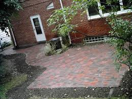stone patio installation: patio installation in cleveland heights oh by hoehnen landscaping