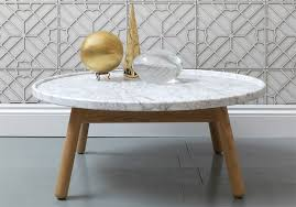 marble top coffee table round australia g by bethan gray carve round coffee table on flodeau