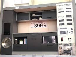 Facade Cuisine Ikea Impressionnant Cuisine Modulo 399 Leroy Merlin
