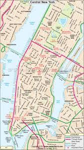download map de new york  major tourist attractions maps